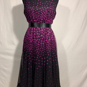 Teri Jon Dresses - Teri Jon by Rickie Freeman Evening Dress with sash